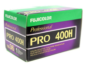 Fuji PRO 400H 135-36 35mm Film Wholesale (Single Roll) Exp. 05/2021