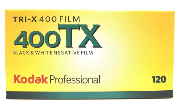 Kodak TRI-X 400 120 Film Wholesale (5 Rolls) Exp. 10/2022