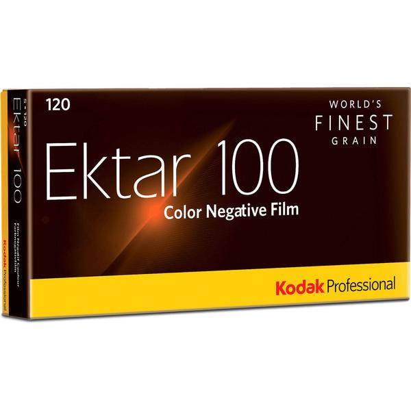 Kodak Ektar 120 Film Wholesale (5 Rolls) Exp. 09/2020