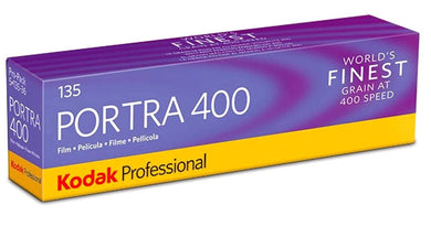 Kodak Portra 400 135-36 35mm Film Wholesale (5 Rolls) Exp. 08/2021