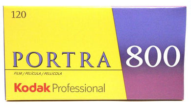 Kodak Portra 800 120 Film Wholesale (5 Rolls) Exp. 06/2021