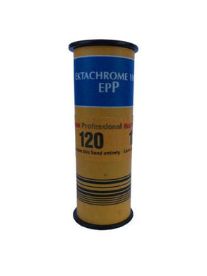 Kodak Ektachrome 100 120 EPP Film (2006) Wholesale (Single Roll) - FOGGED?