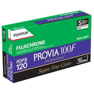 Fuji Provia 100F 120 Color Slide Film Wholesale (5 Rolls)