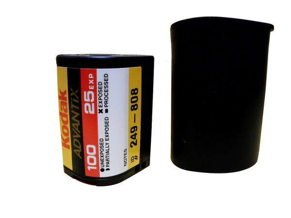 Kodak APS Film ISO 100-25 Exposures Advantix Nexia Wholesale (Single Roll)