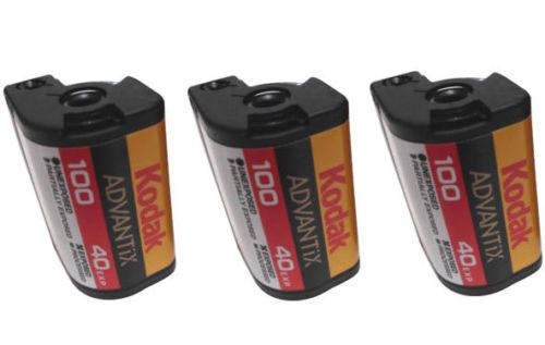 Kodak APS Film ISO 100-40 Exposures Advantix Nexia Wholesale (Single Roll)