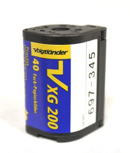 Voigtlander APS Film 200-40 Exposures Advantix Nexia Wholesale (Single Roll)