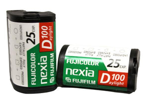 Fuji APS Film ISO 100-25 Exposures Advantix Nexia Wholesale (Single Roll)