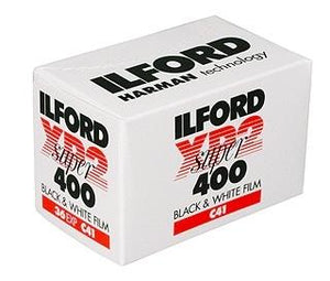 Ilford XP2 400 135-36 35mm Film Wholesale (Single Roll) 02/2021