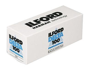Ilford Delta 100 120 B&W Film Wholesale (Single Roll)