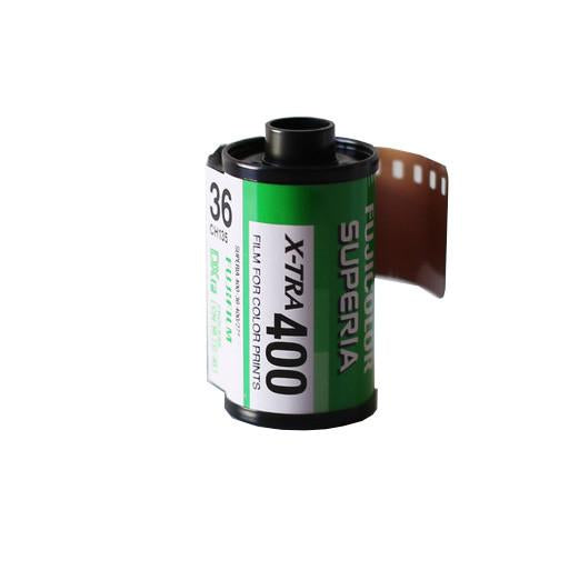 Fuji Superia X-TRA 400-36 35mm Film Wholesale (Single Roll) - Exp. 06/2019
