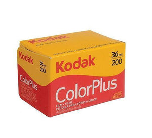 Kodak ColorPlus 200 35mm Negative FIlm 135-36 Wholesale (Single Roll) Exp. 06/2021