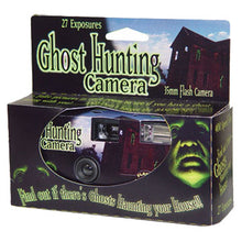 Halloween Disposable 35mm Flash Camera - Find A Ghost In Every Frame (24 Exposures)