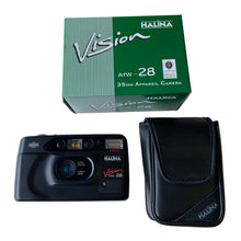 Halina Vision AFW-28 35mm Film Camera Auto Focus Flash Panroma