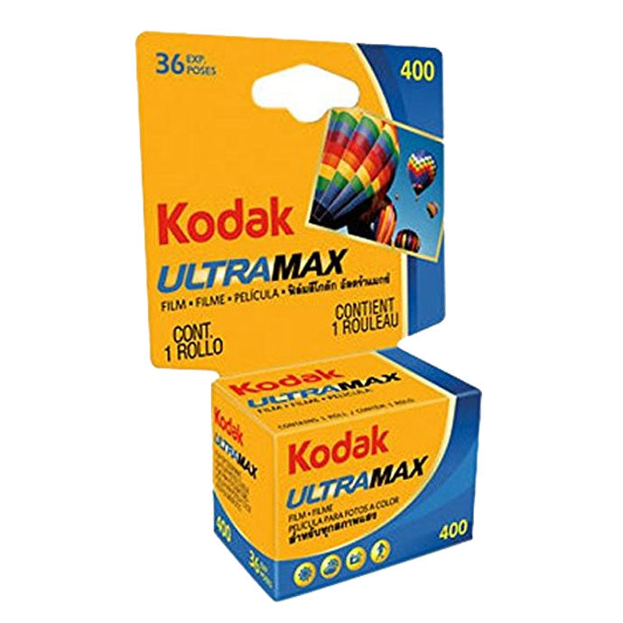 Kodak UltraMax 400 135-36 35mm Film Wholesale (Single Roll) Exp. 09/2021