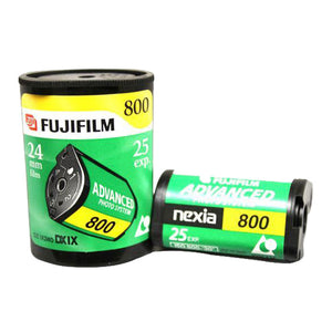 Fuji APS 800-25 Exposure Film Advantix Nexia Wholesale (Single Roll)