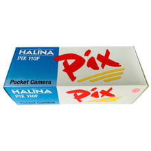 Halina 110 Film Camera Manual Vintage Point & Shoot with Flash Pink