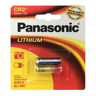 Panasonic Photo Power CR2 Lithium 3 Volt Batteries (Exp. 2027)