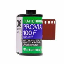 Fuji Provia 100F RDPIII Slide 135-36 35mm Film Wholesale - (Exp. 04/2019) - (Single Roll)