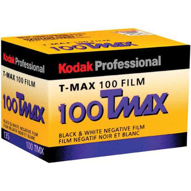 Kodak T-MAX 100 35mm TMX 135-36 TMAX Film Wholesale (Single Roll) 08/2021