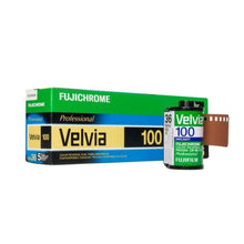Fuji Velvia 100 RVP 135-36 35mm Film Wholesale (03/19) (5 Rolls)