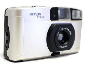 Argus FF250 Automatic Big Viewfinder 35mm Point & Shoot Film Camera