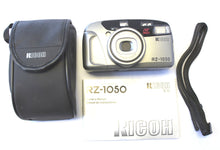 Ricoh RZ1050 Automatic Flash 35mm Film Camera AF 38-105mm Zoom Lens
