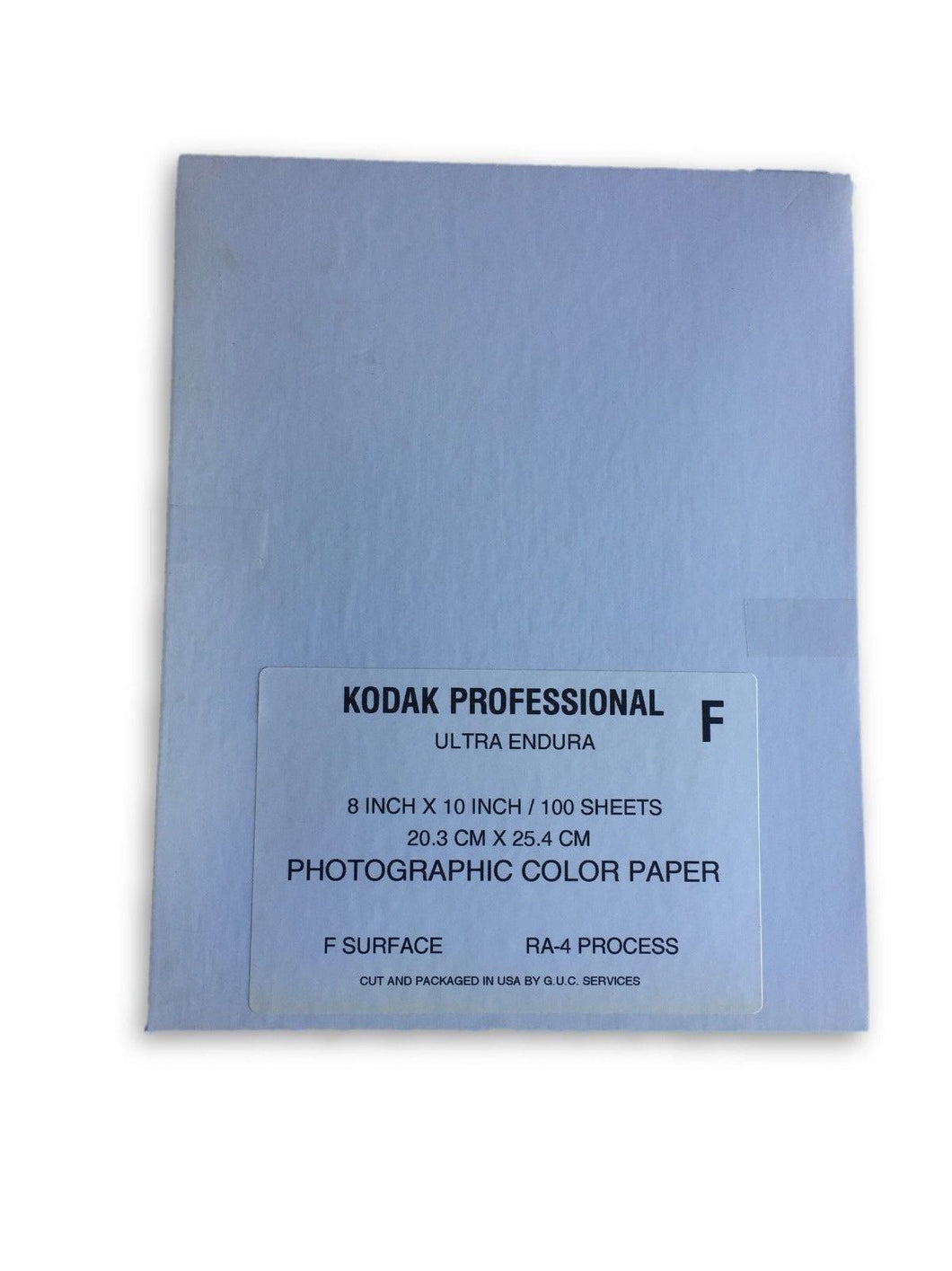 (100 Sheets) Kodak Endura Photographic Paper Glossy 8x10