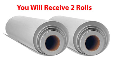 2x Fujifilm Photo Paper Roll Super Type C High Quality Gloss (10in x 329ft)