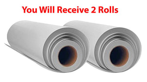 (2 Rolls) Fujifilm Photo Paper Roll Super Type C High Quality Gloss (10in x 329ft)