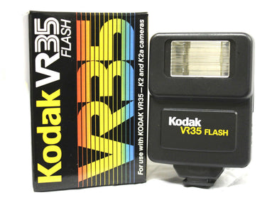 KODAK VR35 FLASH FOR K2 & K2A VINTAGE CAMERA CAT 115 6835 ISO 100 200 400