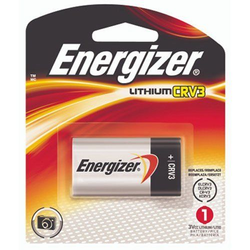 Energizer cr-v3 photo battery