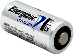 Energizer 3v Lithium 123 Camera Batteries CR123A DL123 Wholesale Bulk (Exp. 2028)
