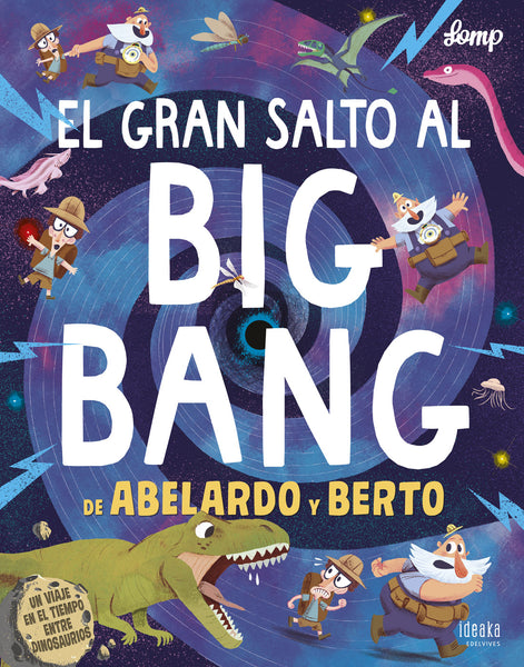 El gran salto al Big Bang