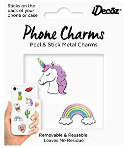 UN476P: Unicorn Phone Charms Pack