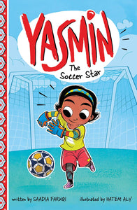 Yasmin the Soccer Star (Softcover)