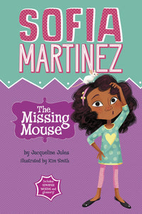The Missing Mouse (Sofia Martinez) Hard Cover