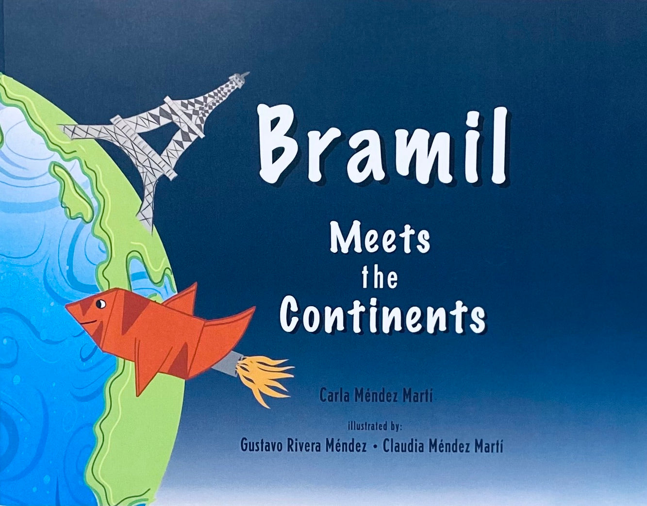 Bramil Meets The Continents