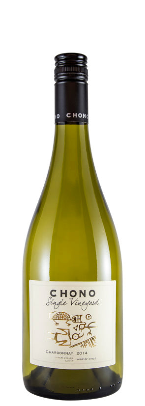 Chono Single Vineyard Chardonnay $8.990 c/u