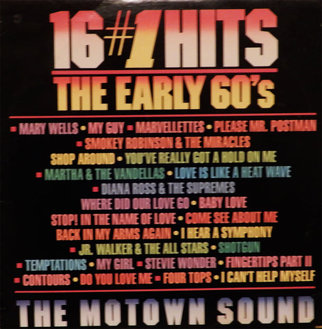 Various. 16# 1 Hits. The Early 60's