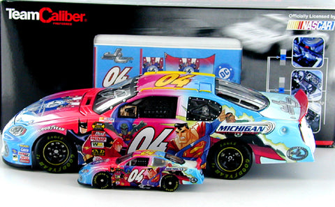 2004 Justice League Monte Carlo Parade Car Nascar Diecast