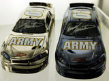 Mark Martin. 2007 Monte Carlo SS 2 Car Set. Autographed