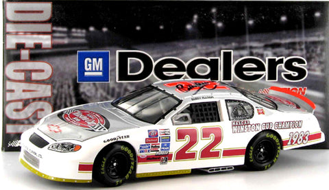 Bobby Allison #22 The Victory Lap/1983 Champion 2003 Monte Carlo Nascar Diecast