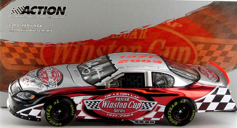The Victory Lap Commemorative Car 2003 Monte Carlo Nascar Diecast