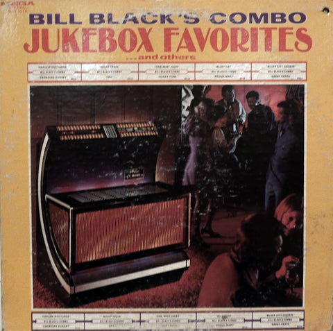 Bill Black's Combo. Jukebox Favorites