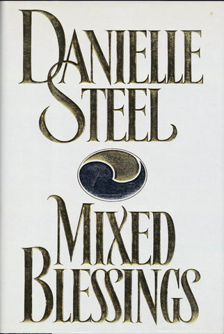 Book. Danielle Steel. Mixed Blessings