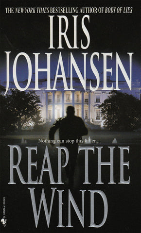 Books. Iris Johansen. Reap The Wind