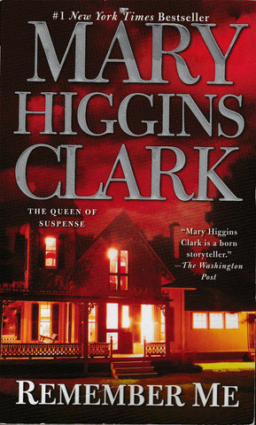 Book. Mary Higgins Clark. Remember Me