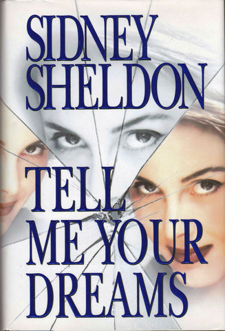 Book. Sidney Sheldon. Tell Me Your Dreams