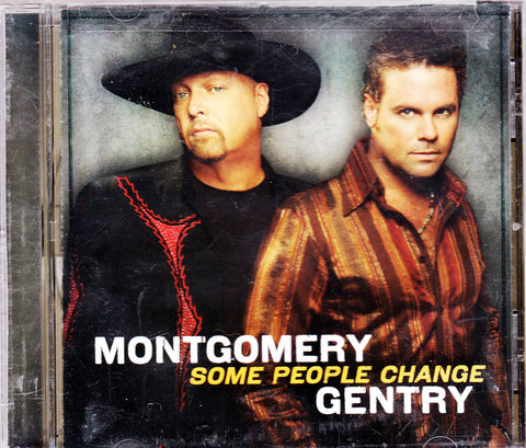 Montgomery Gentry. Some People Change