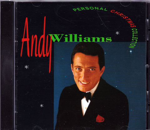 CD. Andy Williams. Personal Christmas  Collection
